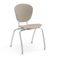 "Virco Parison Civitas Chair - 18""H"