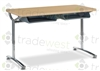 TEXT Series - 24x48 Double Desk