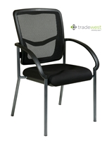 PRO GRID Mesh Back Guest Arm Chair