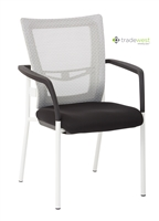 PRO Mesh Back Guest Arm Chair