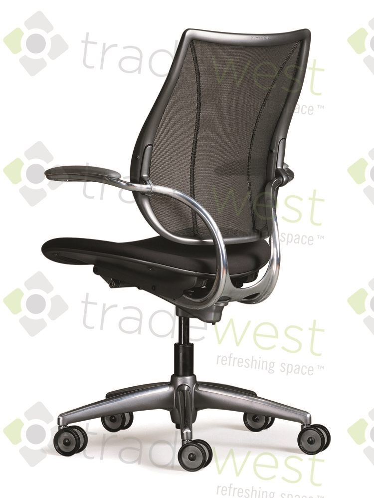 premium liberty meshback task chair