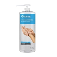 UBT Shield Hand Sanitizer Gel - 1 Litre