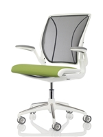 Premium WORLD SERIES Meshback Task Chair