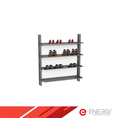 Premium ENERGi Wall Mount Boot/Shoe Racks