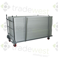 ENERGi Rectangle Table Cart-Transporter