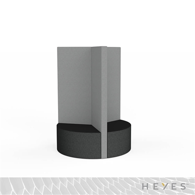 Heyes Y-Wall - with Seat Modules