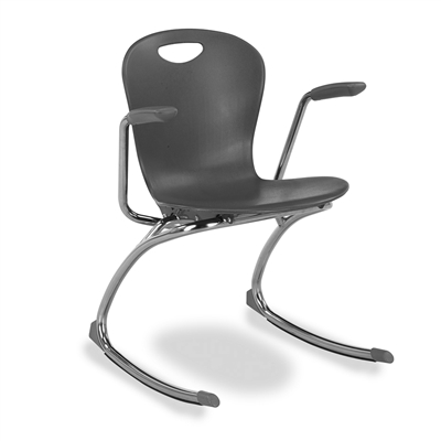"Virco ZUMA Arm Rocking Chairs - 18""H"