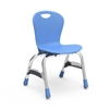 "Virco ZUMA Stacking Chairs - 13""H"