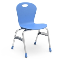 "Virco ZUMA Stacking Chairs - 18""H"