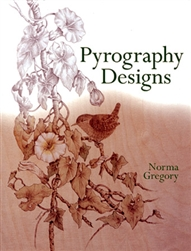 Pyrography Designs by Gregory