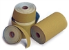 Set of 3 rolls of Gold Sandpaper - One ea 120,220,& 400