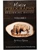 DVD Minisa Pyrography Beginning Basics Vol 1