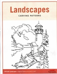 Landscape Relief Carving Pattern Pack - Irish