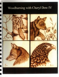Woodburning with Cheryl Dow IV