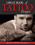 Great Book of Tattoo Designs by Lora Irish