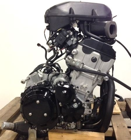 2008-2014 Brand New 0 Miles! Hayabusa Complete Motor Engine/Car Kit!