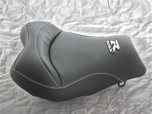 Custom Gsxr 600  750  1000 Front Seat Black Carbon Fiber