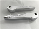 99-07 Hayabusa Custom Engraved Chrome Smooth Rear Passenger Foot Pegs
