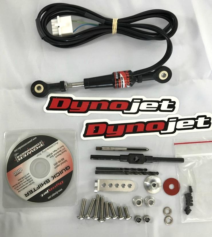 Hayabusa Dynojet Power Commander III USB Linear Push Type Sensor Quick on