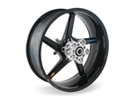 Brock's Performance Rear 6.625 x 17 S1000RR and R (10-16) HP4 5 Spoke Slanted