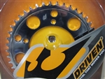 99-07 Hayabusa TL1000 Chrome Steel 43 th tooth Rear Sprocket