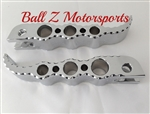 Chrome Hayabusa GSXR 600/750/1000 Hole Shot Front Foot Pegs w/Ball Cut Edges