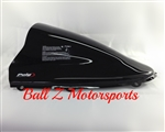2006-2011 Kawasaki ZX-14 Puig Black Racing Windscreen