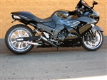 Brock's Performance Performance Package ZX-14 (06-11) Black System