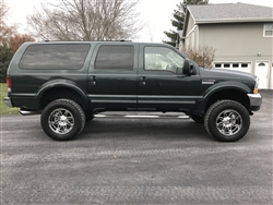 Ford Limitedsel Excursion Lifted X S On S Bulletproofed W Many Upgrades