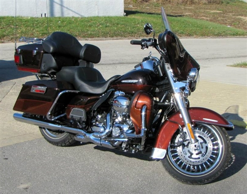 2011 Harley Davidson Flhtk Electra Glide Ultra Classic
