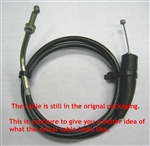 Motion Pro 86-88 Kawasaki Bayou 300 Throttle Cable (Part# MP03-091 Replacement for 54012-1259)