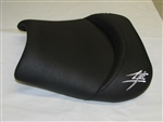 """New Image"" Hayabusa Custom Shaped Driver Seat w/Chrome Logos"