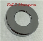 Hayabusa GSXR 600/750/1000 Smooth Chrome Tail Lock Cover