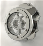 Custom Chrome GSXR 600/750/1000 Clear See Through Stator Cover