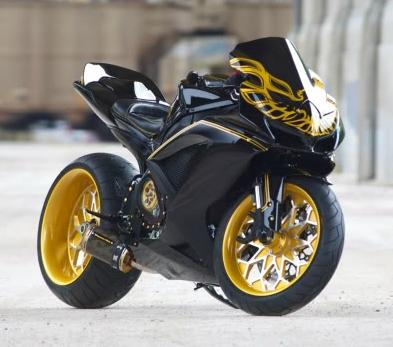 Custom Suzuki GSXR 750 Motorcycle Parts & Accessories For Sale