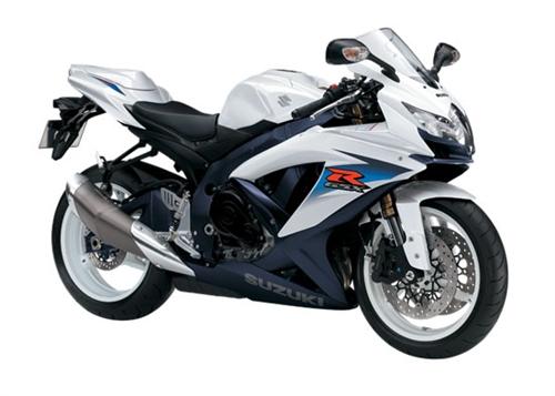 Custom Suzuki 2008 GSXR 600 Motorcycle Parts & Accessories For Sale