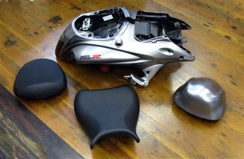 08-12 Hayabusa Complete Tail Section Conversion Kit