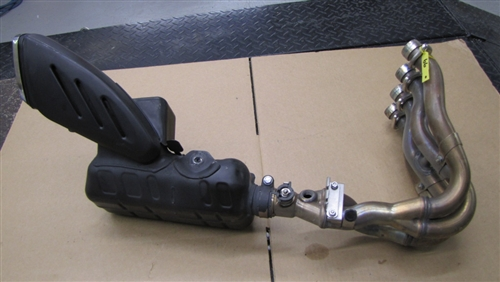 USED GSXR 600/750 (06-10)OEM/Stock Full Exhaust System