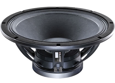 "Celestion CF1840JD 18"" high power subwoofer speaker"