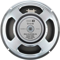 "Celestion G12-65 Heritage.8 12"" Guitar Speaker"