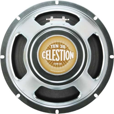 "Celestion Ten 30.16 10"" Guitar Speaker 16 ohm"