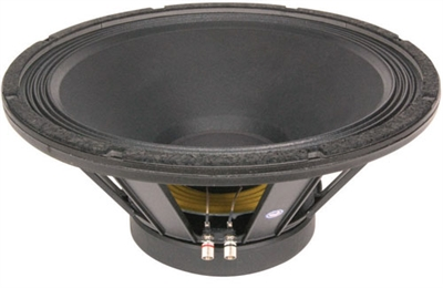 "Eminence Omega Pro 18C is a 4 ohm 18"" subwoofer speaker"