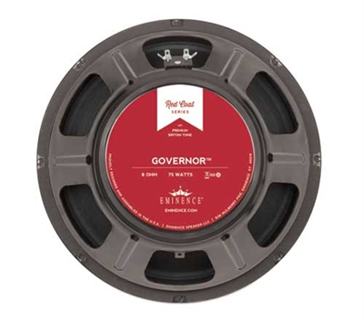 Eminence The Governor.16 guitar speaker