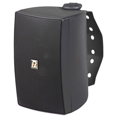 P Audio Compact 4.4 Portable Speaker Black