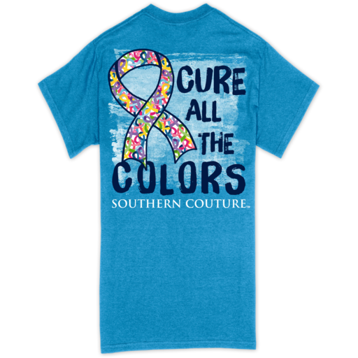 SC Classic Cure All The Colors - Heather Sapphire