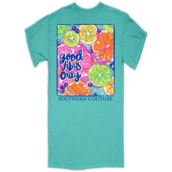 SC Comfort Good Vibes Only-Chalky Mint