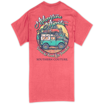 Southern Couture Classic Get Back Jack T-Shirt