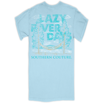 SC Comfort Lazy River Days-Chambray