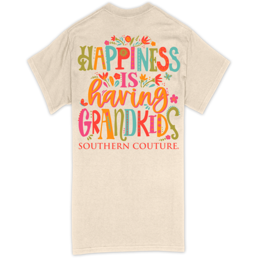 SC Classic Happiness is Grandkids-Natural