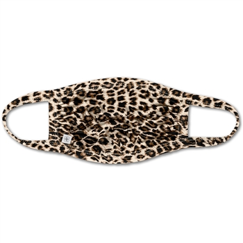 SC Fashion Mask-Solid Leopard